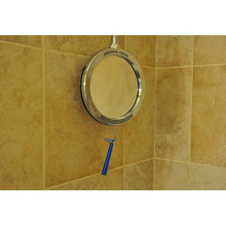 Sharper Image Heated Fog-Free Shower Mirror