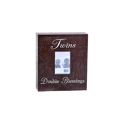 Forest Creations Twins Double Blessings Child Frame