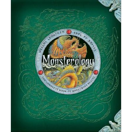 Monsterology Calendar [With Creatures of the World Map]