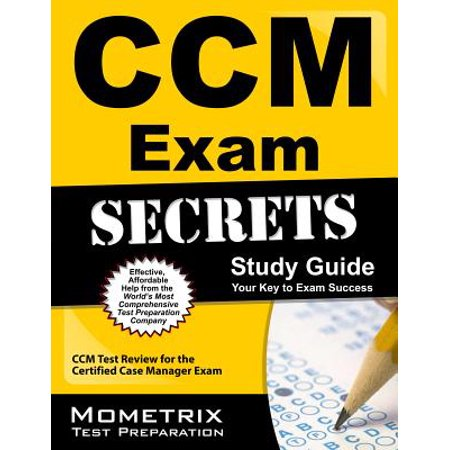 CCM Exam Secrets Study Guide : CCM Test Review for the Certified Case Manager Exam](quicken medical expense manager)