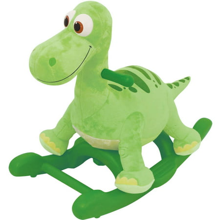 Snail Rocker - Kiddieland Disney PIXAR The Good Dinosaur Arlo The Dino Rocker