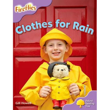 Oxford Reading Tree : Level 1+: More Fireflies A: Clothes for Rain - Firefly Retail