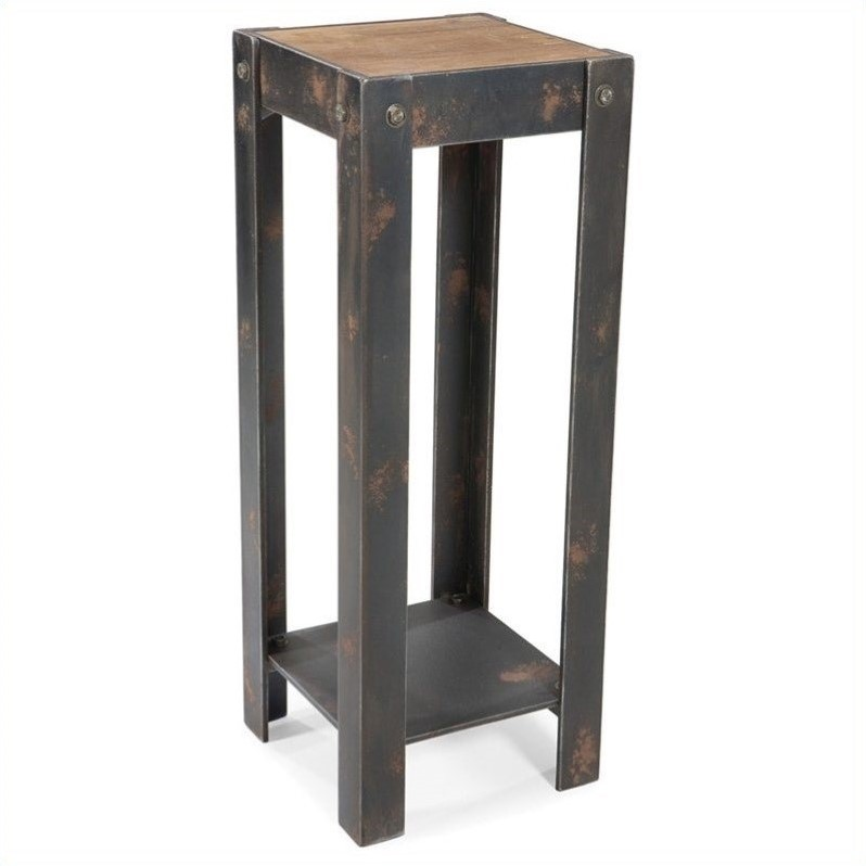 Moe's Bolt Plant Stand in Natural by Moe's Home Collection