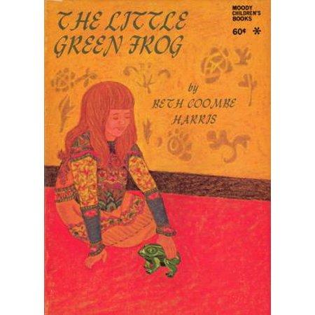 The Little Green Frog - eBook](Little Frogs)