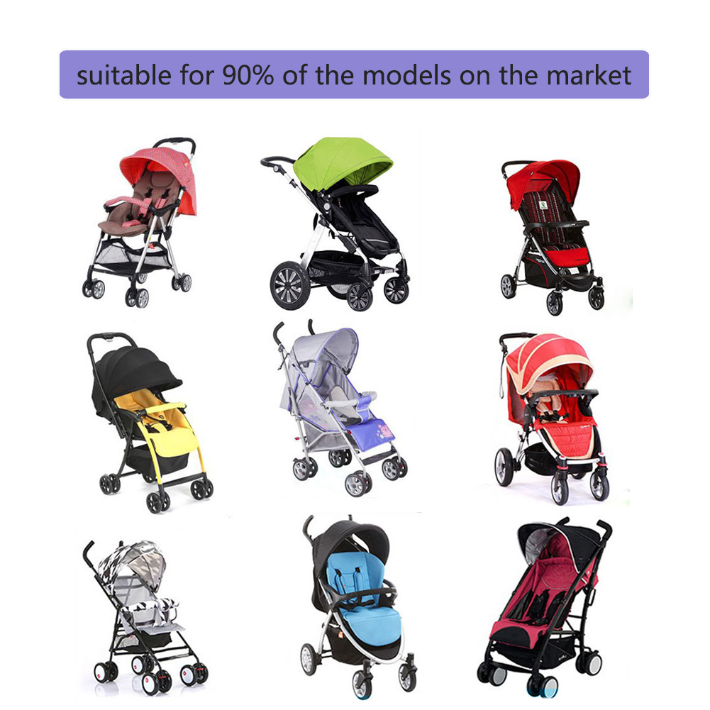 Baby Stroller Raincoat Baby Car Cover Trolley Umbrella Car Rain Cover Stroller Windshield Baby Stroller Accessories Trolley Accessories