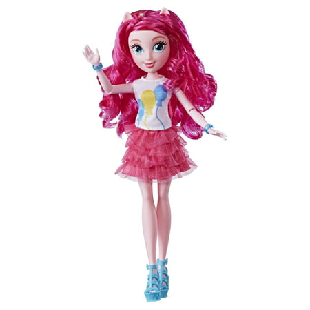 My Little Pony Equestria Girls Pinkie Pie Classic Style Doll - My Little Pony Halloween Surprise Eggs