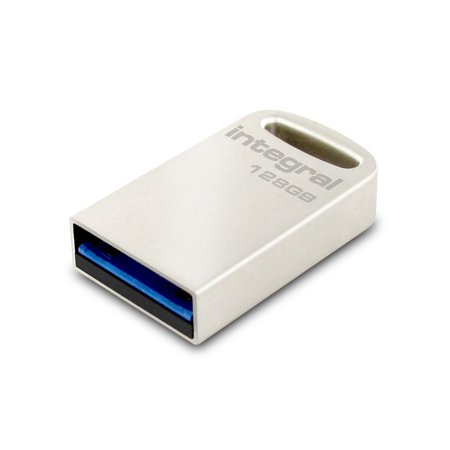 128GB Integral Metal Fusion USB3.0 Flash Drive - Ultra-small (speed up to