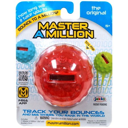 In Stock Tracker for Master a Million Bouncy Ball by Jakks Pacific