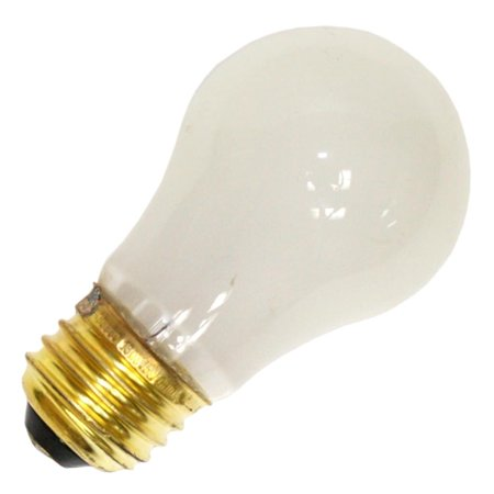 Appliance Light Bulb, Frosted, 40 watt, Westinghouse, (Inside Frosted Light Bulb)