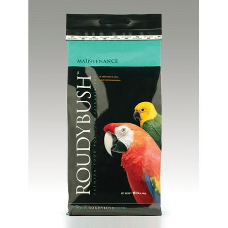 Medium Bird (Roudybush Daily Maintenance Bird Food, Medium, 10 lb)