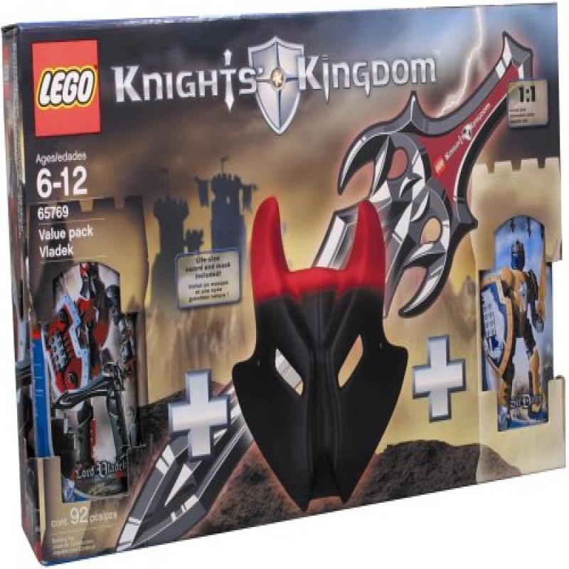 LEGO Knights' Kingdom Value Pack Vladek