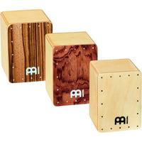 Meinl 3-Piece Mini Cajon Shaker Set