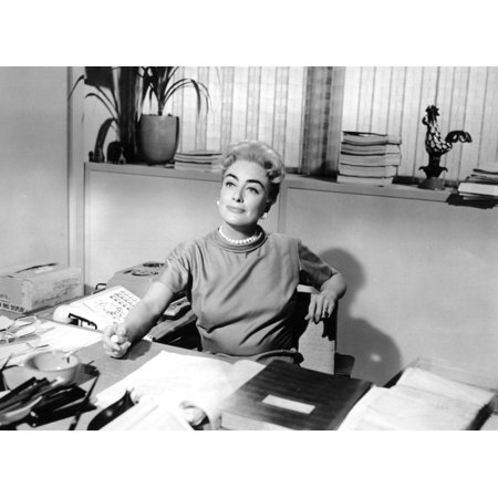 The Best Of Everything Joan Crawford 1959 Tm And Copyright20Th Century Fox Film Corp All Rights Reserved Photo (Joan Crawford The Best Of Everything)