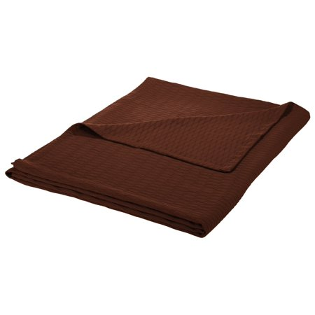 Impressions All-Season Luxurious 100% Cotton Blanket