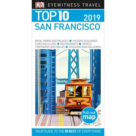 Top 10 san francisco : 2019: 9781465471468