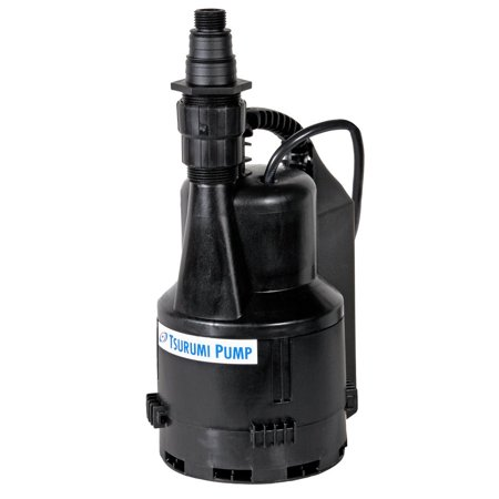 Tsurumi F 13 115 Volt 1 4 Hp Durable General Utility Submersible Water Pump