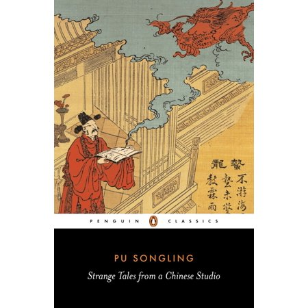 Strange Tales from a Chinese Studio - eBook