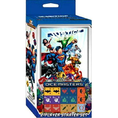 DC Comics Dice Masters: Justice League Starter