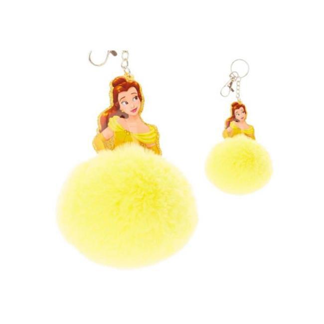 Kole Imports Disney Elena of Avalor Pom Pom Keychain
