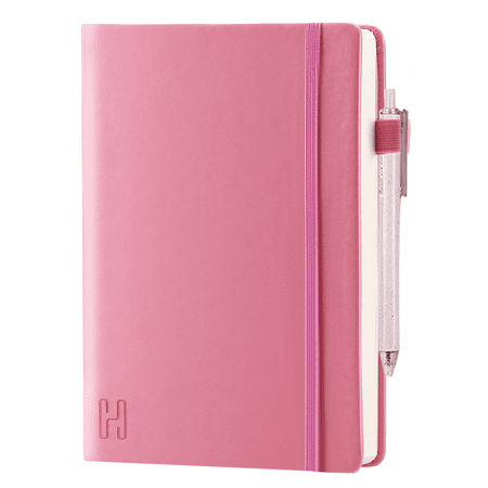 2019-2020 Planner, Hommie Daily & Weekly & Monthly Planner with Pen Holder, Back Pocket, 8.4
