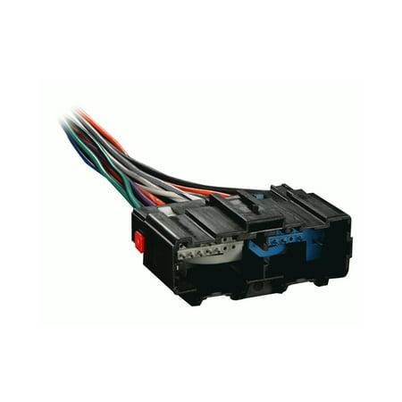raptor gm 2104 radio wiring harness adapter for select gm. Black Bedroom Furniture Sets. Home Design Ideas
