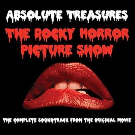 Absolute Treasures: The Rocky Horror Picture Show (The Complete Soundtrack From the Original Movie) (Vinyl) - Halloween Horror Scary Sounds And Music