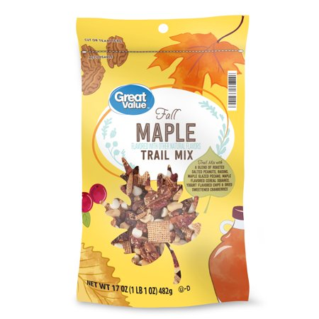 Great Value Gv Maple Trail Mix 17oz