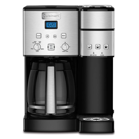 Cuisinart SS-15 Coffee Center 12-Cup Coffee Maker and Single Serve Brewer