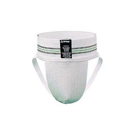 McDavid 320 Classic Athletic Supporter no Cup White-Large Athletic Cup Supporter