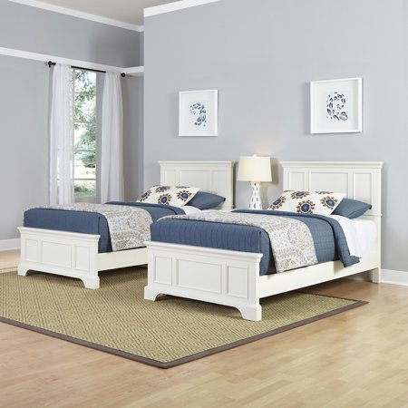 Home Styles Naples 2 Twin Beds And Night Stand