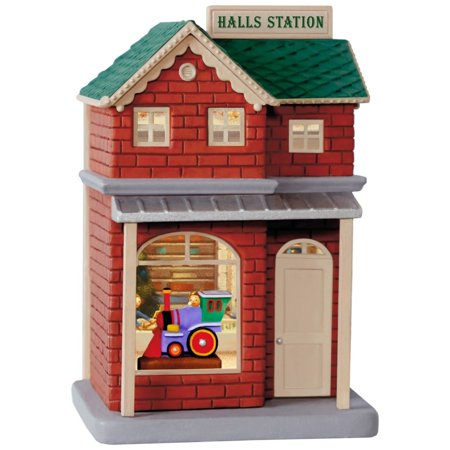 2017 Hallmark Keepsake Korners Halls Station