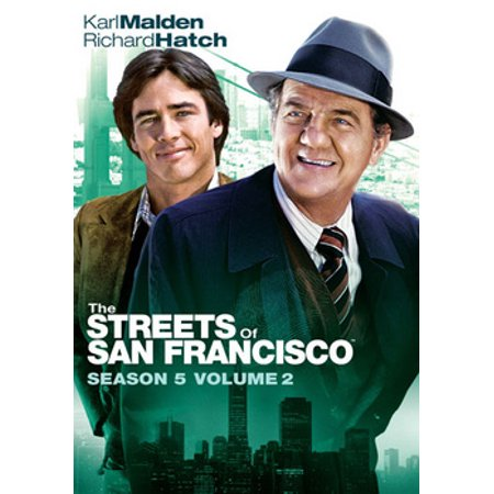 The Streets of San Francisco: Season 5, Volume 2 (DVD)](Club Events For Halloween San Francisco)