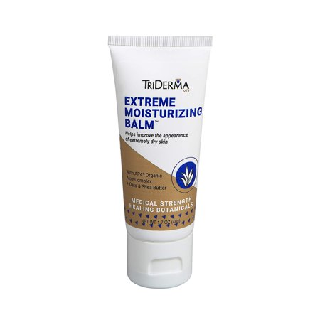 TriDerma Extreme Moisturizing Balm for extremely dry