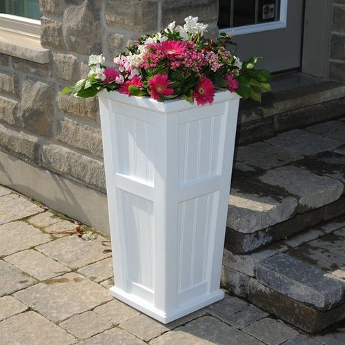 4843 Cape Cod Tall Planter by MAYNE