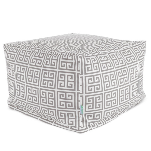 Majestic Home Goods Towers Ottoman, Indoor/Outdoor