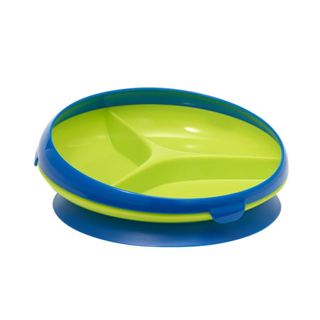 - The First Years Inside Scoop Suction Section Plate, 12m+