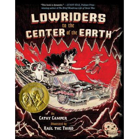 Lowriders to the Center of the Earth (Paperback)