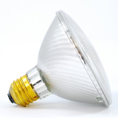 Sylvania 50w 120v PAR30 E26 SP10 Halogen Reflector Light - 50w Halogen Reflector Lamp