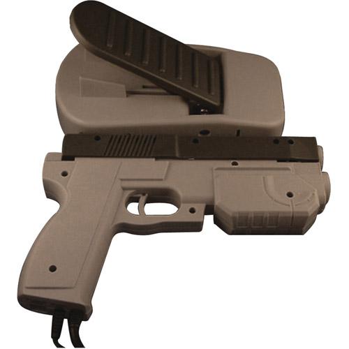 INNOVATION 58998 Playstation 2/Psx Jolt Gun with Kickback and Foot Pedal
