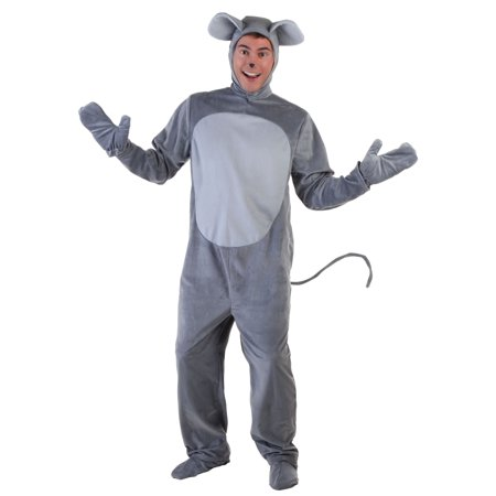 Three Blind Mice Costumes For Adults (Plus Size Mouse Costume)
