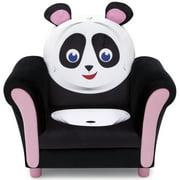 Delta Children Cozy Panda Upholstered Kids Chair, Assorted