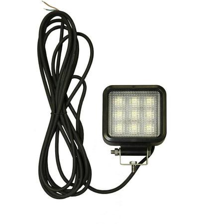 Spotlight Bracket - TraXion 5-428 Spotlight with Bracket (25' Wiring) 1200 Lumens