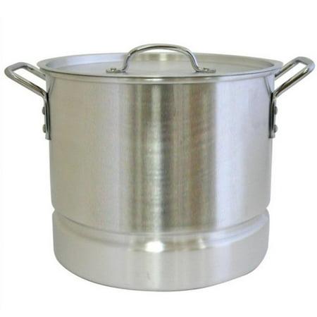 Alpine cuisine 16 qt aluminum stock pot for Alpine cuisine cookware