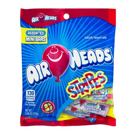 Airheads Mini Striped Peg Bag, 6.08 Ounce