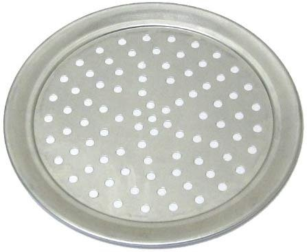 """Pizza Tray Perforated Size 17/"""""""