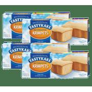 Tastykake Butterscotch Krimpets Family Size 4- Pack- A Philadelphia Baking Institution