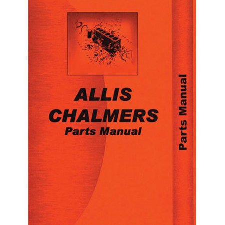 Allis Chalmers 5020 Parts Manual