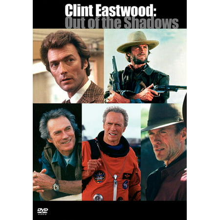 Warner Home Video Eastwood C Clint Eastwood Out Of The Shadows  Dvd