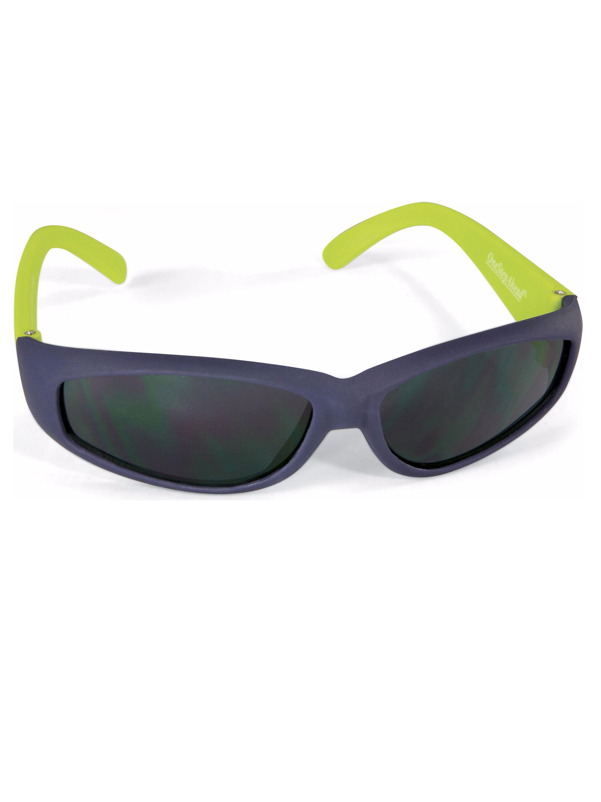 Sun Smarties Baby and Toddler Boy UV Protected Sunglasses - Blue and Green