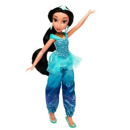 Skimmer 2 Slip - Disney Princess Royal Shimmer Jasmine Doll